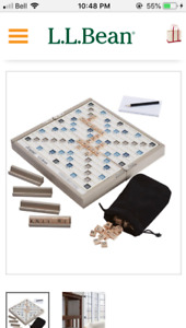 Wanted -Scrabble game