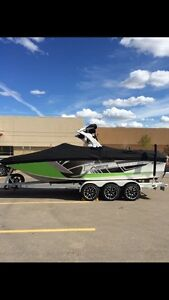 2015 Tige ASR 23'ft. HUGE WAKESURF