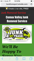 Comox valley Junk removal services