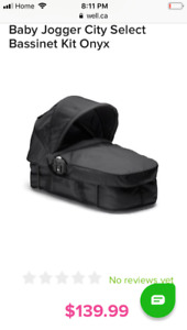 Two Baby bassinets for City Select stroller