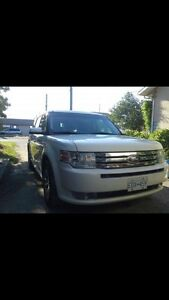 2011 ford flex with remaining warranty
