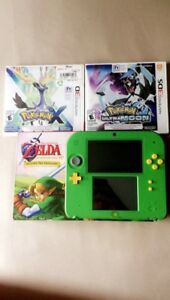 Nintendo 2ds and games great deal!