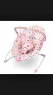 Bright Starts Baby Bouncer Pretty In Pink As New Scarborough Stirling Area Preview