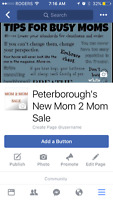 Peterborough's NEW Mom 2 Mom Sale