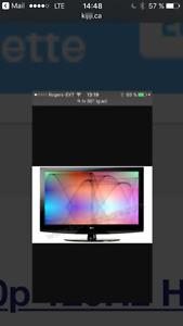 "Tv lg 56"" 120hrtz 1080 p HD"