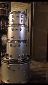 High-end drum kit trade for a high-end guitar