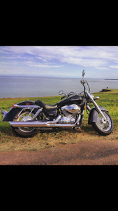 2004 750 Honda Shadow