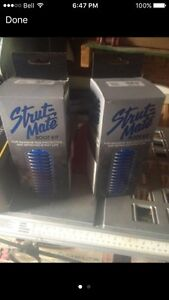 Monroe shock with strut mate boot kits brand new