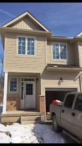 3 Bedroom End unit Townhomw