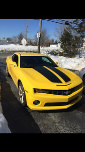 2010 Chevrolet Camaro Coupe (2 door)