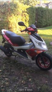 2013 Pgo G-max 70cc