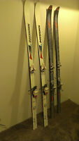 Two Set of Ski, high quality, excellent conditions. Price Negoc.