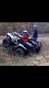Looking for rear atv seat London Ontario image 1