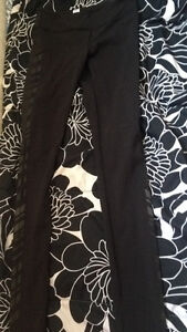 Lululemon leggings size 2 and Ivviva leggings size 10
