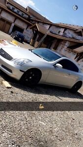 Infintit G35 Low kms - fully loaded