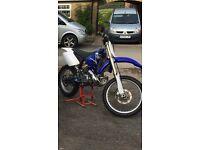2008 Yamaha yz 250 - 2 stroke for sale