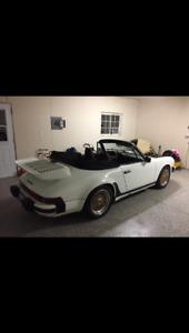 1987 Porsche 911 Carrera Convertible