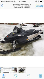Nice sled for sale! 2009 RMK 700 excellent condition.