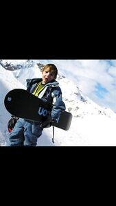 Looking for kids snowboard and boots