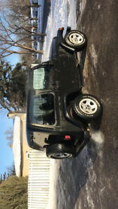 1997 Jeep TJ SE Coupe (2 door)
