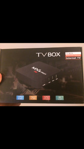New Android Box S905x with krypton 17.1