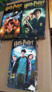 Harry Potter Collection Vhs