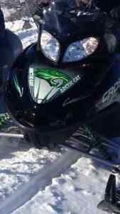 For sale 2009 Arctic Cat Crossfire 600 St. John's Newfoundland image 2
