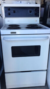 Used 24'' Apartment Size Stove $265.00..Warranty...416 473 1859