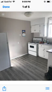 Beautiful 1 Bedroom Suite Available Immediately or November 1