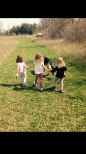 Danielle's Little Country Home Daycare  Cambridge Kitchener Area image 1