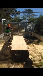 Lucas mill and Chainsaw milling service Newcastle Region Preview