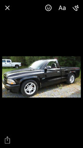 1999 Dodge Dakota Rt Pickup Truck