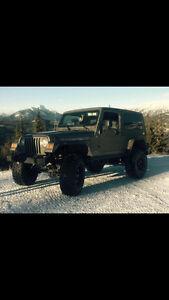 2005 Jeep Rubicon Unlimited LJ