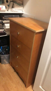 LOOK-----small pine dresser