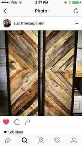 CUSTOM DESIGNS AVAILABLE AT URBAN RECLAIMED