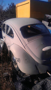 1969 classic Beetle easy restore from Texas
