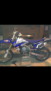 Yamaha Dirt Bike in excellent condition