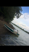 12' legend fishing boat