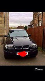 Swap my BMW X3 or sell 2.0diesel 56 reg
