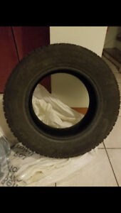 4 Winter tires great condition 215/60/R15