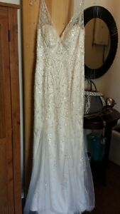 Beautiful never worn wedding dress for sale Campbell River Comox Valley Area image 5