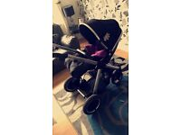 Oyster max tandem pushchair! Double!