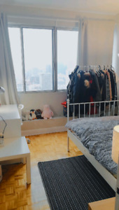 4min walk to Concordia,room in4 1/2, one-month rent for march