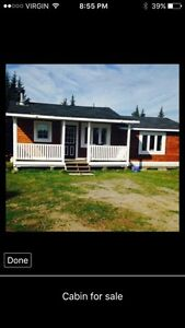Cabin for sale on western bay line