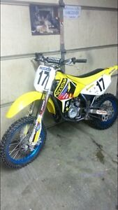2007 rm85  with after market parts clean bike!