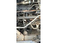 Boxer/relay/ducatto motor home engine