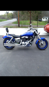 Kawasaki vulcan meanstreak 1600