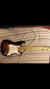 2011 American Fender Stratocaster Special Edition 1100$
