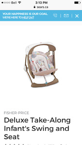 Baby chair/swing