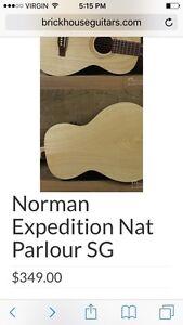 Norman Parlour Acoustic Peterborough Peterborough Area image 1